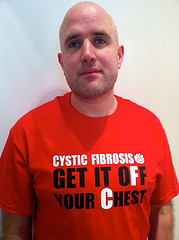 Cystic Fibrosis - Get It Off Your Chest!