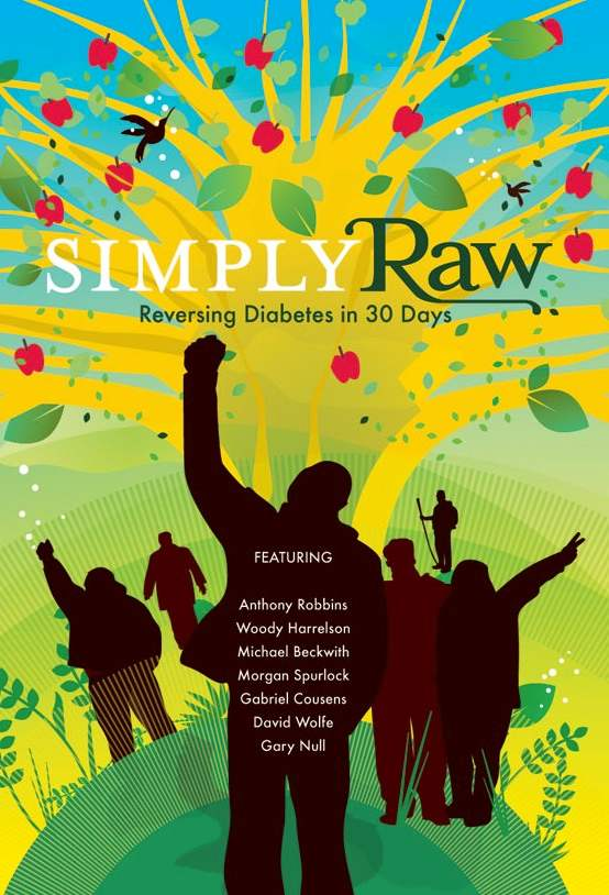 Film Friday: Simply Raw – Reversing Diabetes in 30 Days (2009)