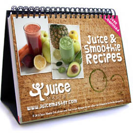 Free Juice Recipe e-book Download