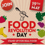 Food Revolution Day!
