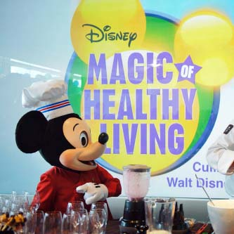 Disney Bans Junk-Food Ads for Kids