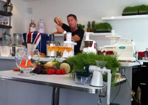 Jason Vale Juicemaster Juice Academy