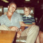 Me and Dad in the Early 1980s