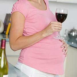 Pregnancy: Is Drinking Alcohol Safe?