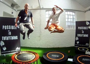 Rebounding with Jason Vale Juicemaster