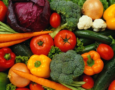 Fruit and Veg Makes Young People Calmer, Happier And More Energetic