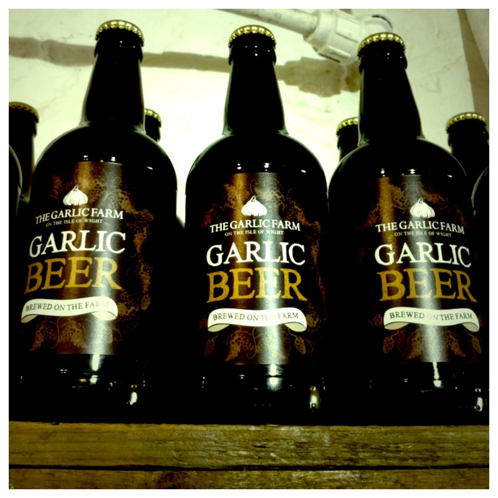 Year Without Garlic Beer