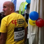 Great South Run in aid of the Cystic Fibrosis Trust