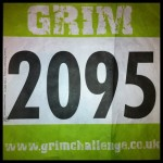 Grim Original 2012 - Race Number