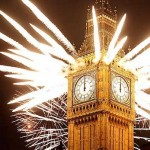 Big Ben New Years Eve