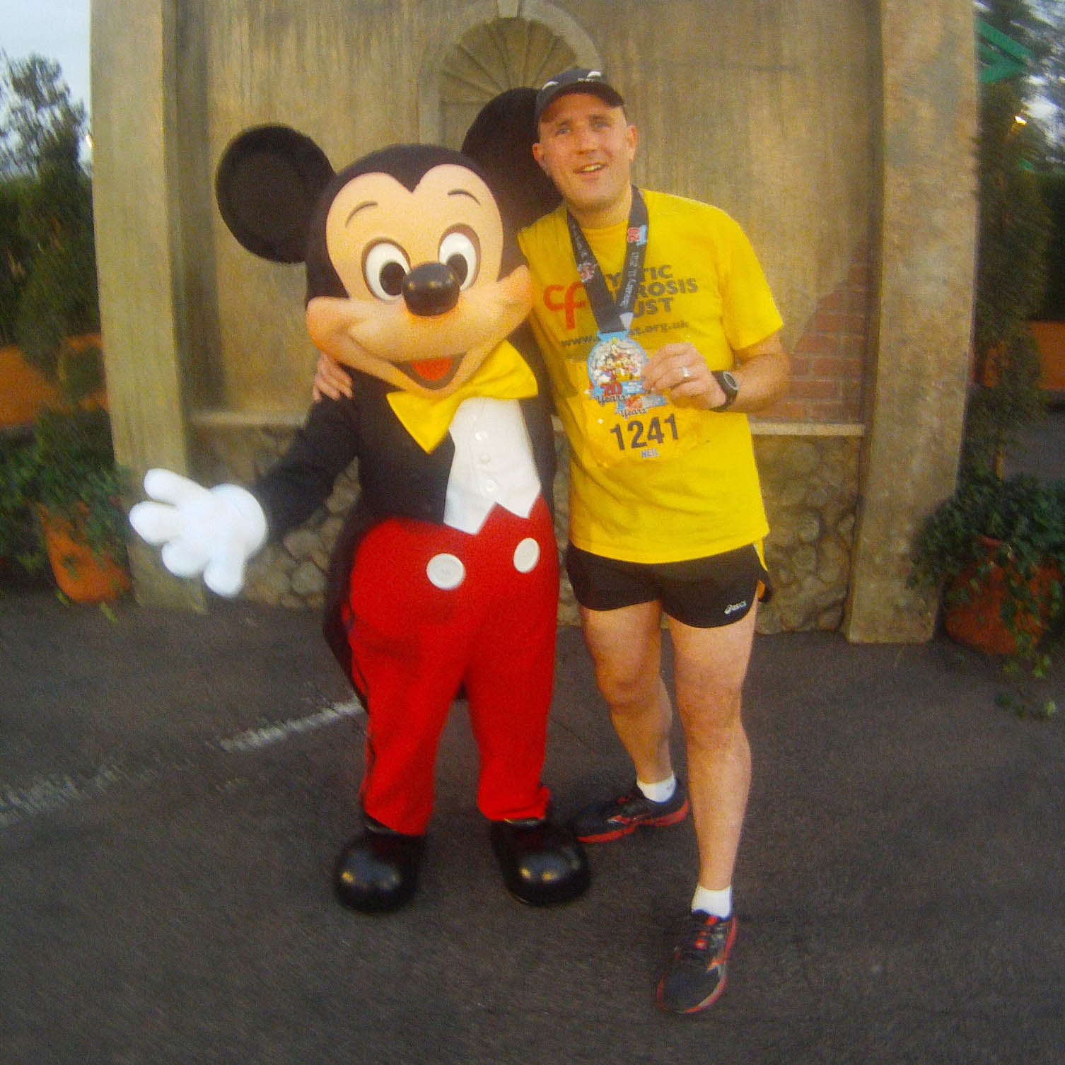 Disney 5k Family Fun Run