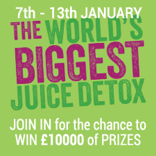 World's Biggest Juice Detox 2013