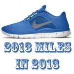 2013 Miles In 2013 – Month 1 Done!