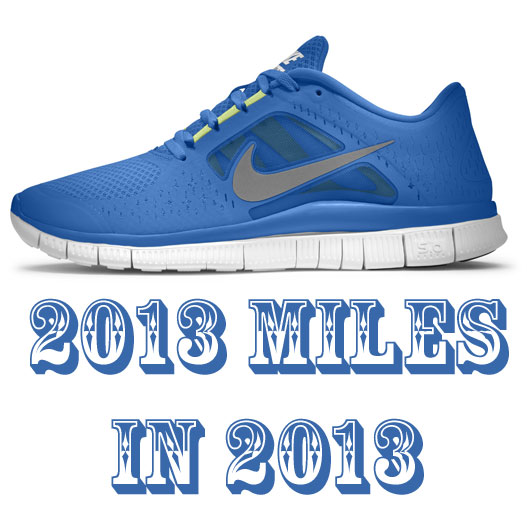 2013 Miles In 2013 – Month 2 Done!