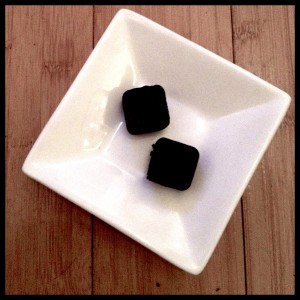 Organic Raw Chocolates Recipe