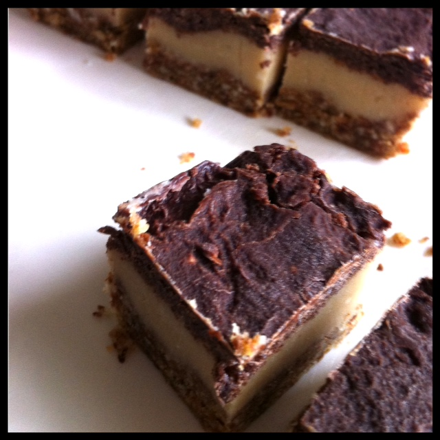 Raw Food: Healthy Millionaires Shortbread