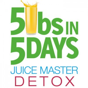 Juicing - Jason Vale 5lbs in 5 Days