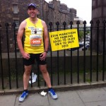 Edinburgh Marathon – Done!