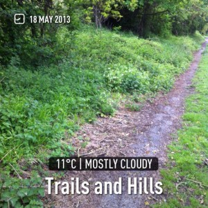Trails and Hills - Cotswolds Running