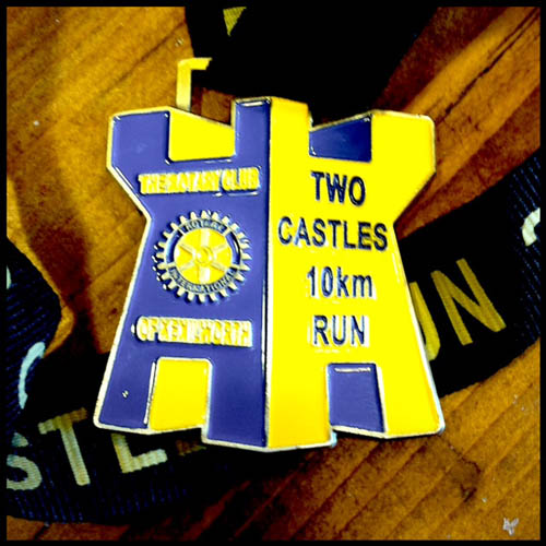 Two Castles Run – Done!