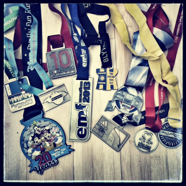 13 Races Later – My First Year As A Runner
