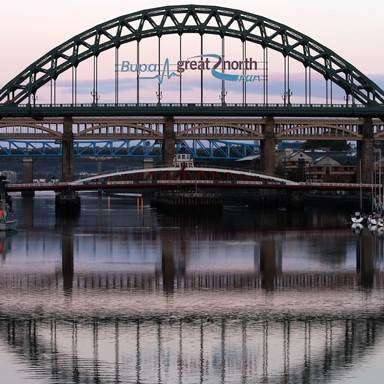 Countdown To The Great North Run