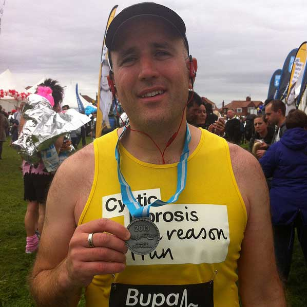 Great North Run – 24 Hours Later