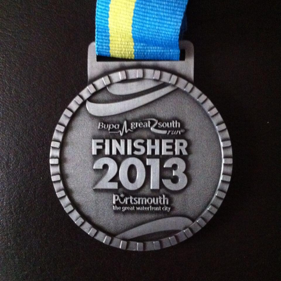 Great South Run 2013 – Done!