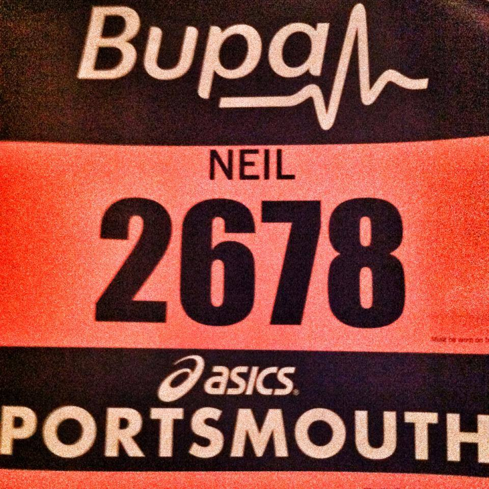 Countdown to Great South Run 2013